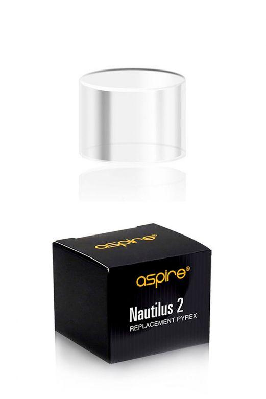 Aspire Nautilus 2 Pyrex Glass Tube (Replacement Glass)