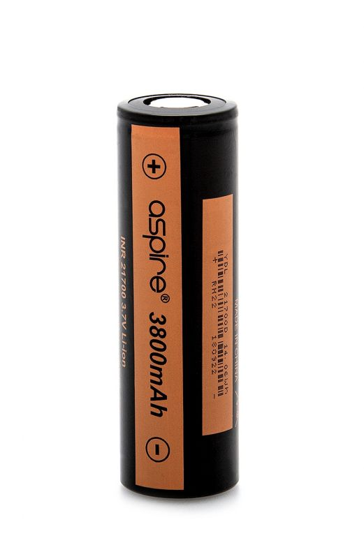 Aspire 21700 Li-ion Battery (3800mAh)