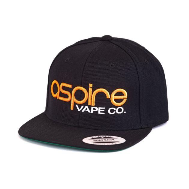 Aspire Hat Black vs Orange