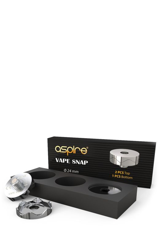 Aspire Vape Snap 2+1 (2 top + 1 bottom)