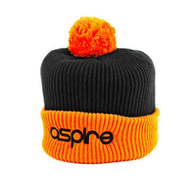 Aspire Beanie Orange vs Black