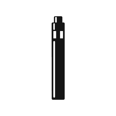 Kit vape icon