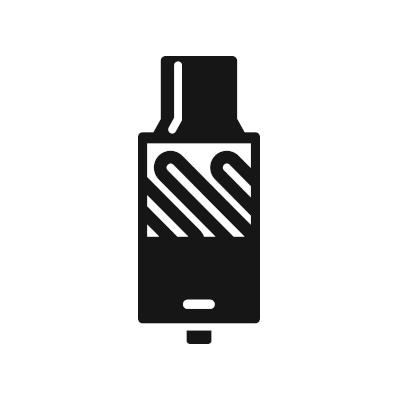 Tank vape icon